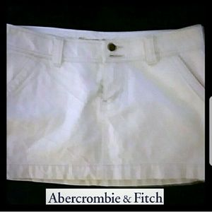 Abercrombie & Fitch Mini Skirt Size 8